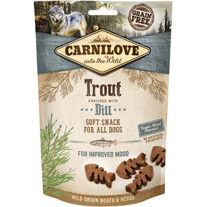 Carnilove Semi Moist Snack med ørred